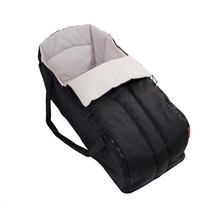 Cocoon, capazo blando para Easy Twins de Baby Monster u otros carros de bebé