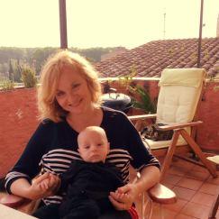 Mi bebé gemelo a los tres meses