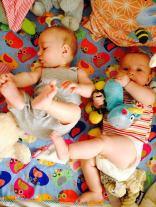 lactancia materna gemelos