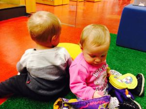 gemelos crianza