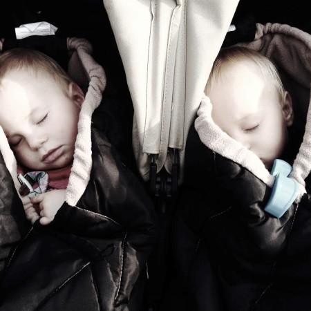 saco carro gemelar Easy Twins Baby Monster