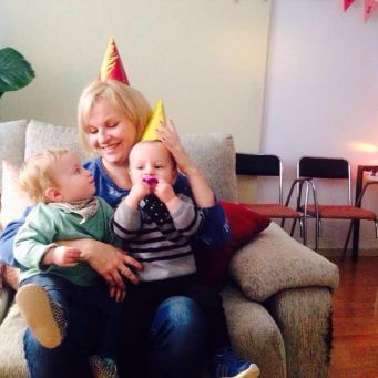 gemelos fiesta de cumpleaños