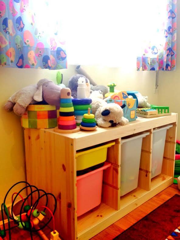Montessori y la habitaci n de los gemelos for Cuartos para ninas montessori