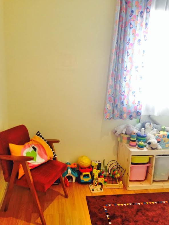 Montessori y la habitaci n de los gemelos for Cuartos para ninas gemelas