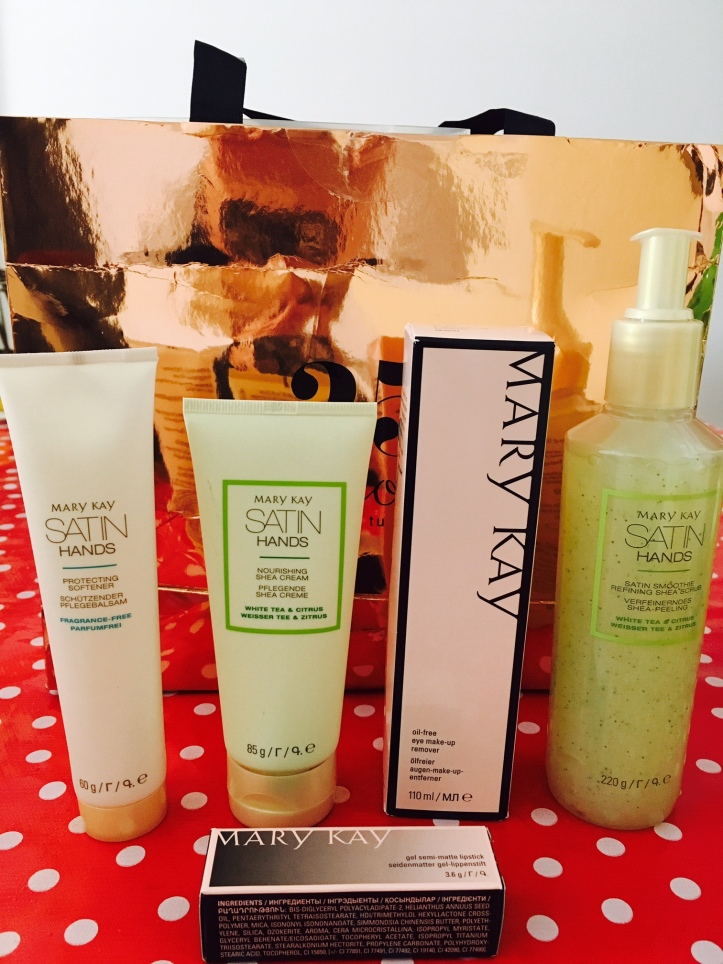 set belleza mary kay mamas bloggers