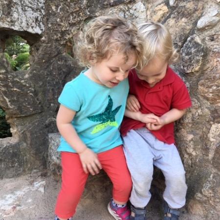 como quitar el pañal a gemelos